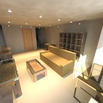 Apartment Renderings
