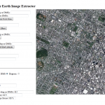 Google Earth Image Extractor