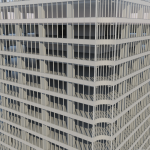 Fuzhou Worldwide Tower Enclosure Model