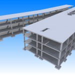 Everett Community College Structural Model
