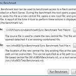 Sync Benchmark