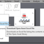 Open Asset BIM Data Export