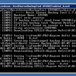 Revit Server Backup
